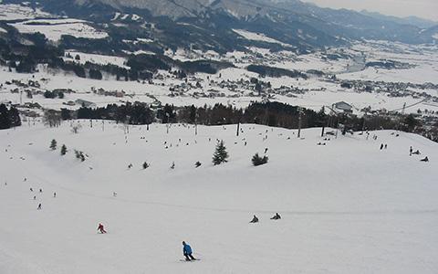 戸狩温泉スキー場